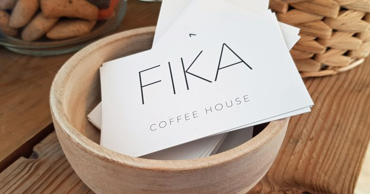 FIND TIME FOR FIKA